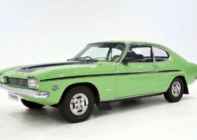 1973 Capri GT V6- Coupe AUD$45,000-$55,000 - Sportives Ford aux enchères.