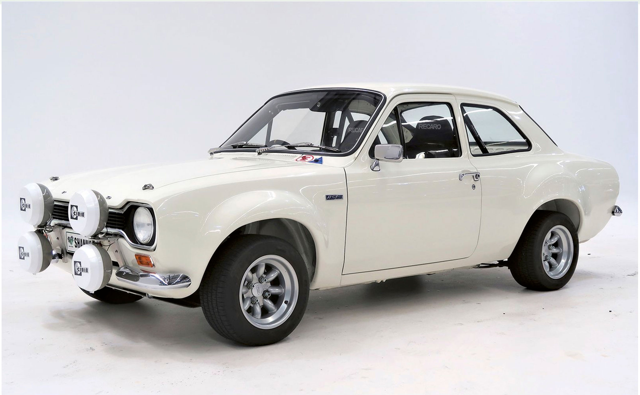 1973 Ford Escort RS1600 AUD$90,000-$120,000 - Sportives Ford aux enchères.