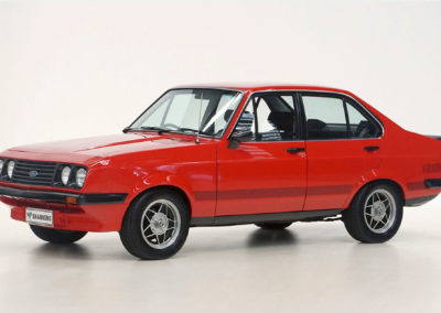 1980 Ford Escort RS2000 AUD$25,000-$35,000 - Sportives Ford aux enchères.