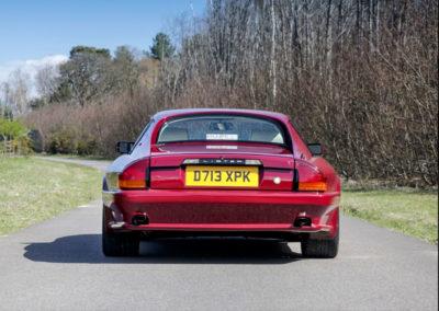 1986 Lister-Jaguar XJ-S 7.0-Litre de loin une XJ-S mais de près une Lister.