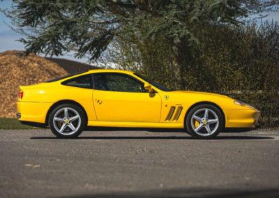 2003 Ferrari 575M Maranello F1 Ex-Éric Clapton.