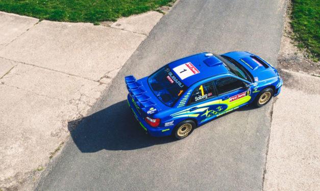 Subaru aux enchères | Deux modèles rares pour les passionnés