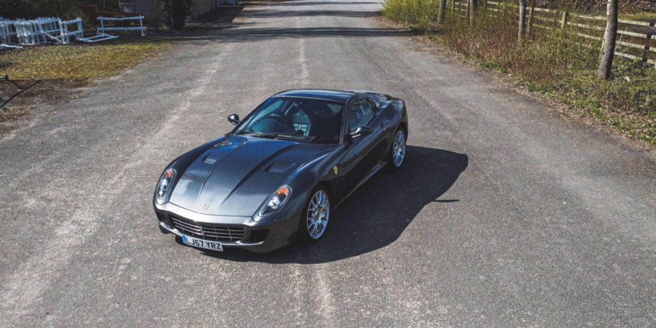 Ferrari à vendre | Silverstone Auctions sous le signe du cheval cabré