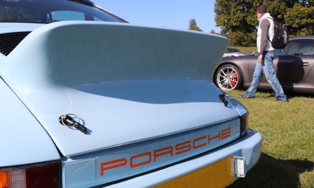Simply Porsche 2021   Importante concentration de Porsche à Beaulieu