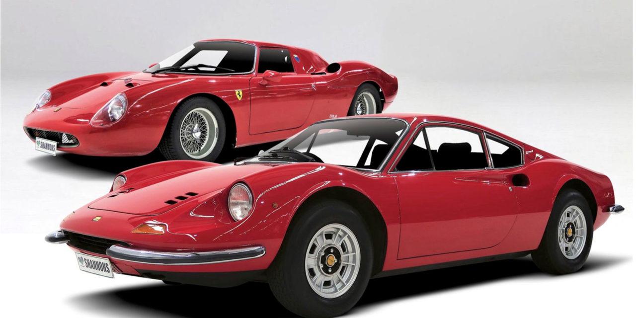 Dino 246 GT   Restauration totale à vendre chez Shannons Auctions