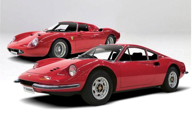 Dino 246 GT | Restauration totale à vendre chez Shannons Auctions