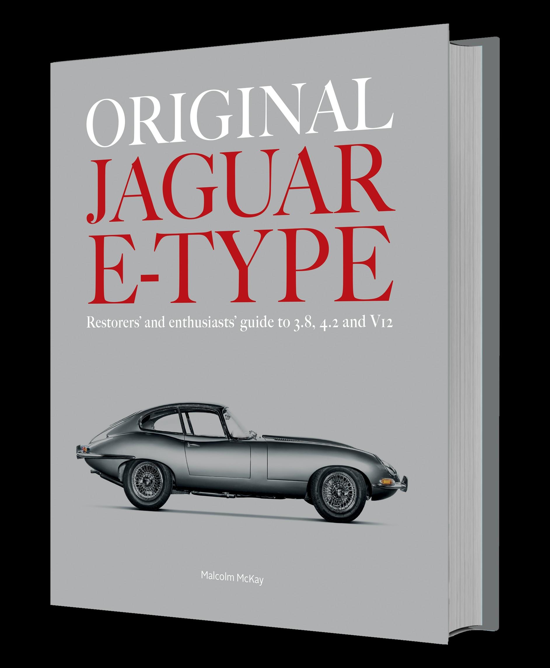 Original E-Type by Malcolm McKay.