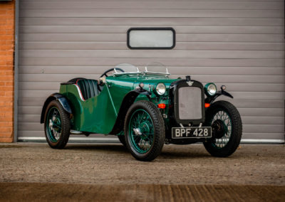 1934 Austin 7 Special - The Market by Bonhams.