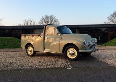 1971 Morris Minor Pickup £4250 - The Market by Bonhams.